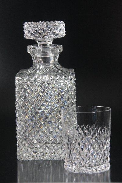 whiskey karaffe kristallglas k chen kaufen billig. Black Bedroom Furniture Sets. Home Design Ideas